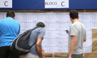 Provas deste domingo são de linguagens e ciências humanas; Foto: Agência Brasil