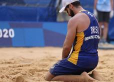 País conta ainda com Alison e Álvaro Filho na competição masculina