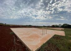 Ação atende uma demanda do município, que vai construir aproximadamente 190 residências; Foto: Divulgação/Assecom