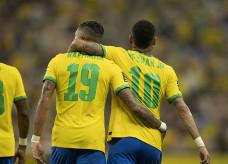 Seleção vence por 4 a 1 em reencontro com torcida brasileira; Foto: Lucas Figueiredo/CBF