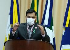 Vereador Marcelo tem feito um mandato de diálogo com toda a classe política de MS; Foto: Valdenir Rodrigues/CMD
