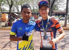 Jefferson Moura e Bruno Luan. Foto: Cleber Soares